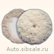 Полировальные круги из натуральной шерсти (жёстк.осн.) Matequs