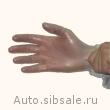 Перчатки виниловые Matequs Vorkel