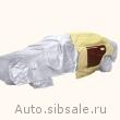 Защитный чехол на автомобиль (многоразовый) Colad