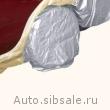 Защитное покрытие для колес (многоразовое) Colad
