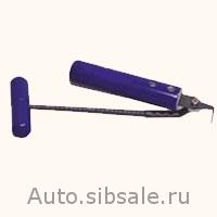 Нож для срезки стёкол с неопреновой ручкой (длинная)Matequs