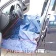 Накидка для защиты передней части салона автомобиля Matequs