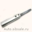 Скрепер с алюминиевой ручкой для срезки полиуретана 13мм Matequs
