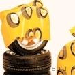 Пакет для шин и дисков(18 мкм) Matequs
