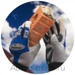 KleenGuard G50 перчатки для защиты от механических повреждений с защитой ладеней и пальцев Kimberly-Clark
