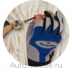 Рабочие перчатки KleenGuard G50 для защиты от механических повреждений Kimberly-Clark